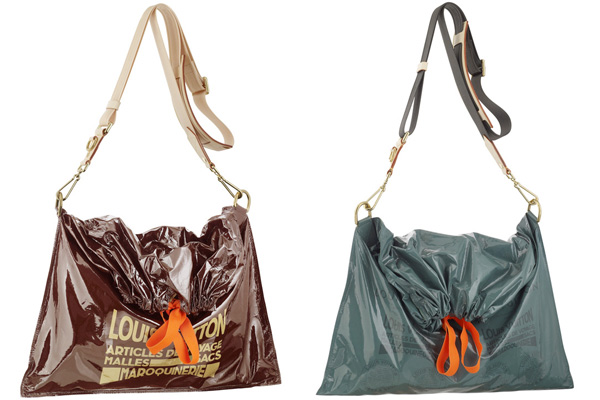 Louis Vuitton Trash Bag Purse Louis Vuitton Trashbag Purse