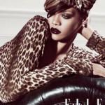 ELLE Magazine: Rhianna's New Look & New Man