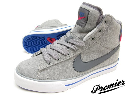 "Here is a pair of Nike hi-tops called ""Sweet Classic"" that speak to the"