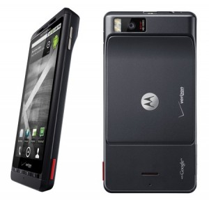 Verizon Motorola Droid X Android Smartphone back 300x287 The Motorola Droid X Dumbphone