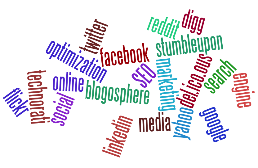 social media cloud Buzz Building in The Digital Realm 