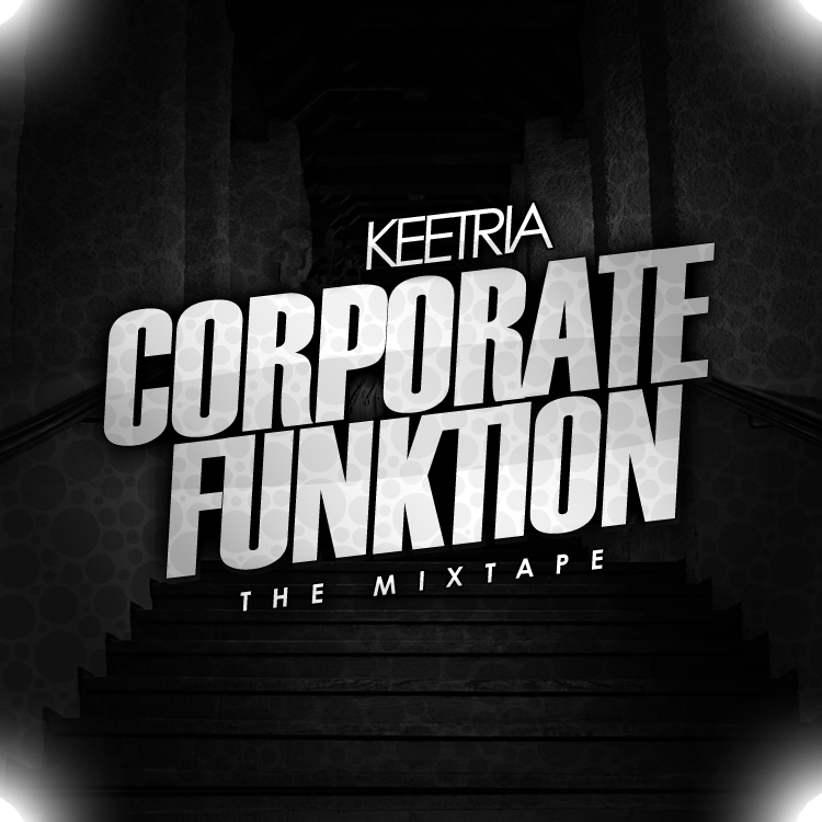 DJ Keetria Corporate Funktion Cover 01 In The Works, Corporate Funktion Mix