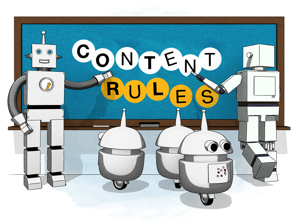 cover Marketer's Top Reads: Content Rules