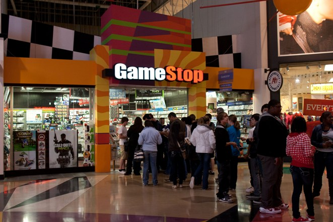 gamestop store line Creating a sense of Urgency for Your Product; making sure the Purchase is prompt