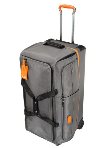 Alpha2 duffel Exquisite Carry on Luggage Experience: the Alpha 2 by Tumi