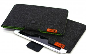 refleecesleeve 300x191 Hot Eco Gadgets 2014: Refleece iPad sleeve