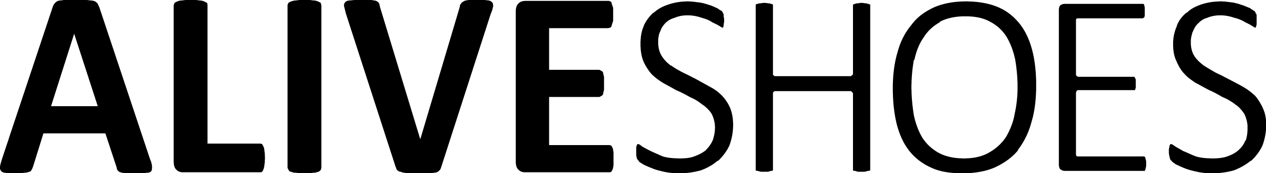 alive shoes logo