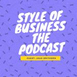 New! SOB Episode with Designer & Artist Leah Smithson