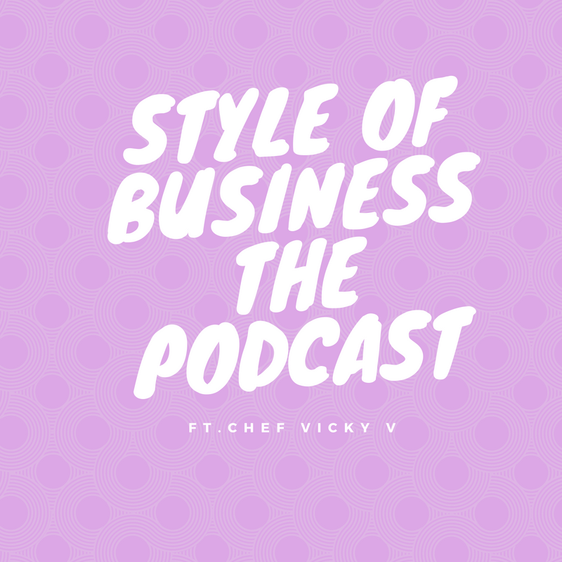Food and Body Positivity with Chef Vicky V of Tha Fat Girl Food Chronicles