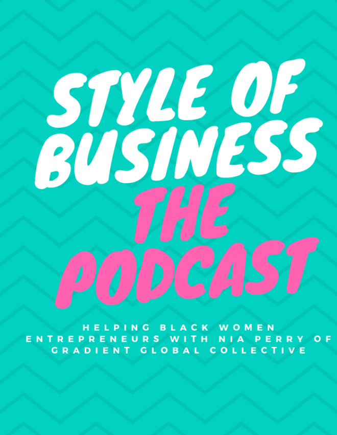 Helping Black Women Entrepreneurs with Nia Perry of Gradient Global Collective