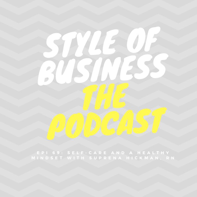 Style of Business - SuprenaHickman