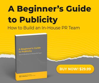 publicity guide ebook